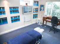 Yeovil Chiropractic Clinic Photography