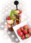 Food, Drink & Hospitality Photography - Summer Fruit and Pimms